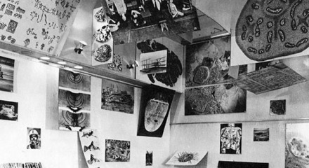 Parallels of life and art, Independent group, shot of the exhibition, 1953