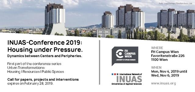 INUAS-Konferenz 2019 EN